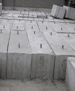 Фундаментные блоки в Кобрине